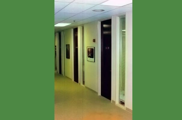 Motorola Office Hallway