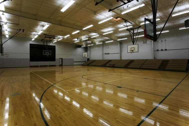 All Saints Catholic Church Basketball Court Gym