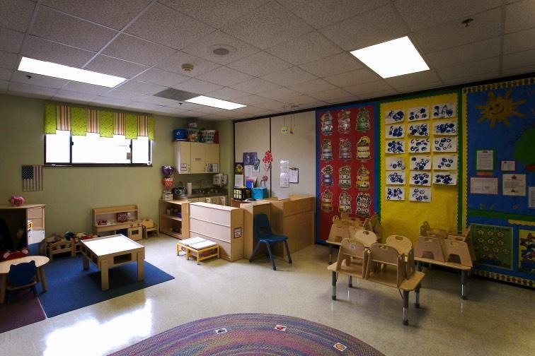 All Saints Catholic Church School Classroom