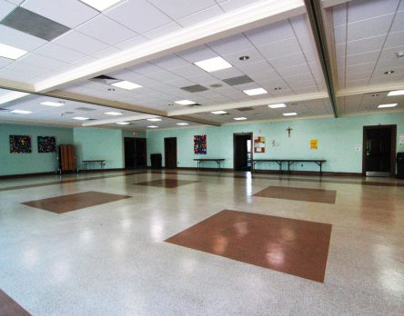 Our Lady of the Assumption Catholic School Cafeteria