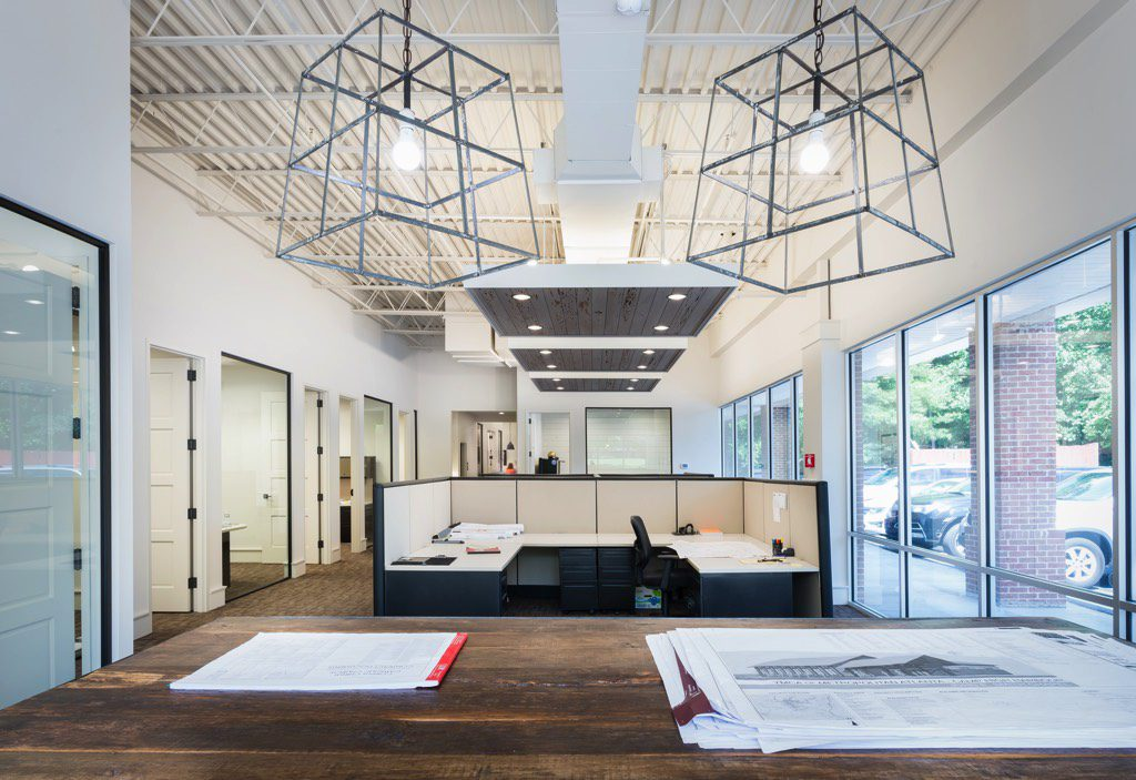 Moeller Purcell Construction Company Design Area
