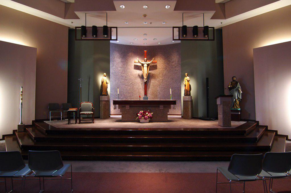 Catholic Center at Georgia Tech Altar