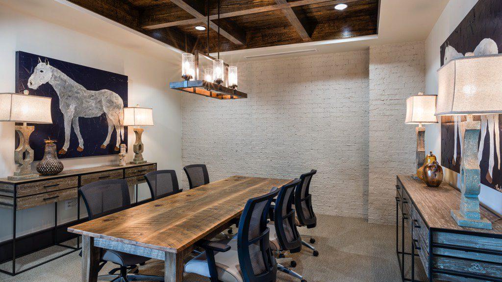 The Piedmont Bank Meeting Room